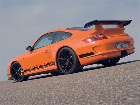 2007 Porsche 911 Gt3 Rs Image Httpswwwconceptcarzcom