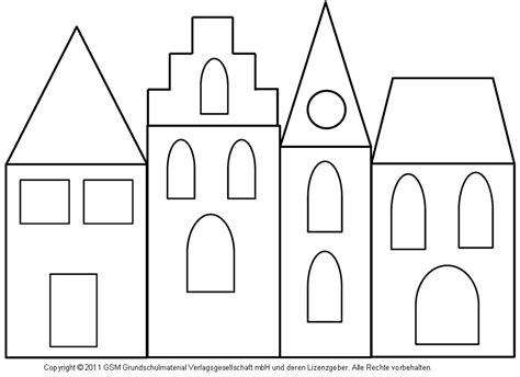 Fensterbilder Weihnachten Vorlagen Häuser fensterbild h 228 user mit transparentpapier 3