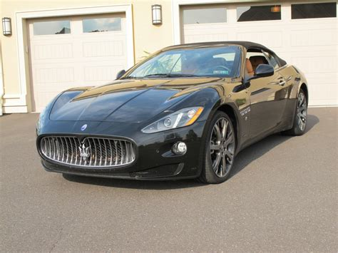 In Time For Top-down Driving Weather, Maserati Offers The