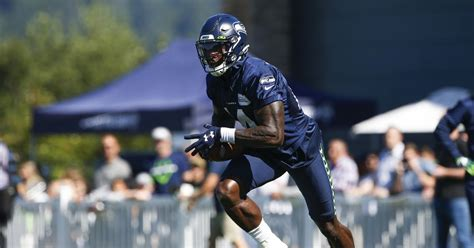 seattle seahawks training camp  day  highlights