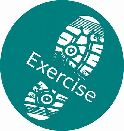 Exercise Clip Clipart Workout Cliparts Fitness Exercising