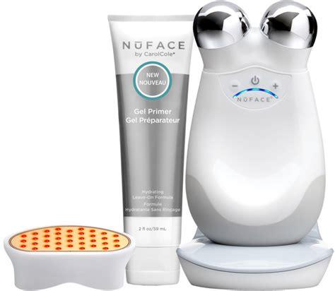 Nuface Trinity Facial Toning Kit + TWR Attachment Set