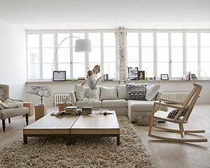Idée Déco Salon Scandinave : deco salon scandinave ~ Melissatoandfro.com Idées de Décoration