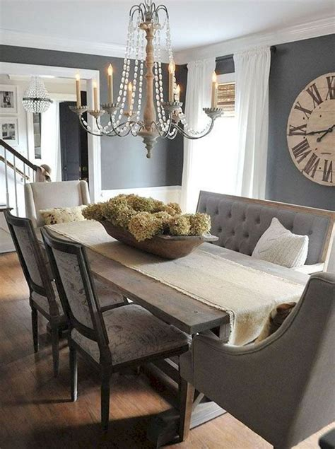 Dining Room Decor Ideas by Best 25 Farmhouse Dining Rooms Ideas On
