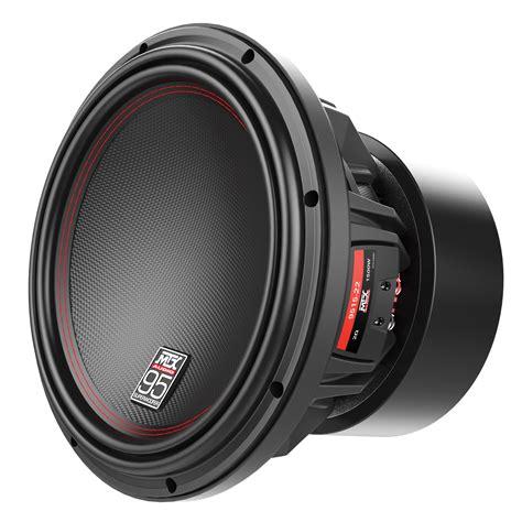 95 series 15 quot 2ω dual voice coil subwoofer mtx audio