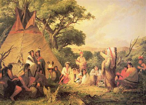 sioux indian council search fine art print  sioux