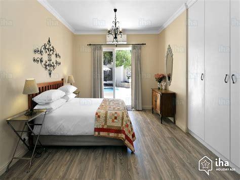 chambre de villa location villa à franschhoek iha 55376