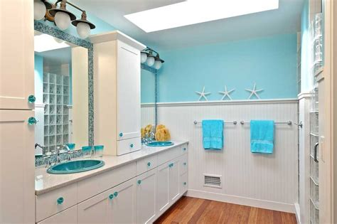 amazing beach themed bathroom decor inspirations