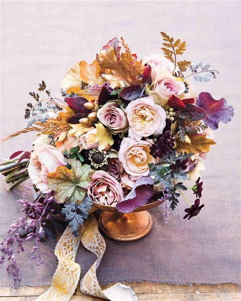 fall wedding flower ideas   favorite florists