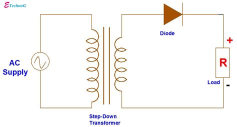 bipolar output full wave bridge rectifier  center
