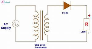 Bipolar Output Full Wave Bridge Rectifier With Center