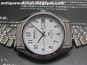 Antique Watch Bar  Seiko Lord Matic Deluxe 5626