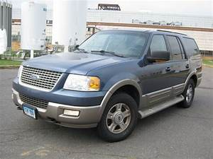 Buy Used 2004 Ford Expedition Eddie Bauer Edition Sport 4 Door 4wd Blue On Tan 5 4 L In West