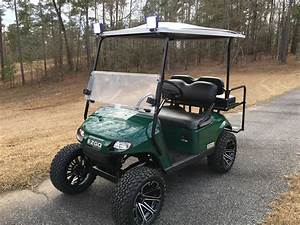 Macon Custom Trailers And Golf Carts