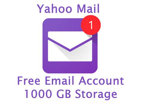Yahoo Mail  Free Email Account  1000 Gb Storage Kikguru