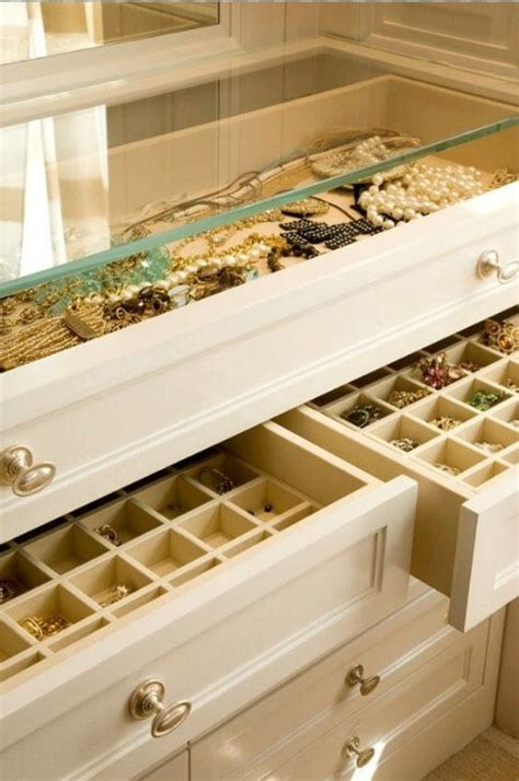 Closet Organizers Jewelry Storage by 40 Brilliant Closet And Drawer Organizing Projects Page