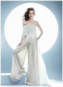 elena damy our favorite wedding gowns from new york With wedding dress pants
