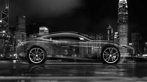 Aston Martin Vanquish Side Crystal City Car 2014 el Tony