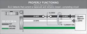Elci    Gfci Electrical Shock Protection