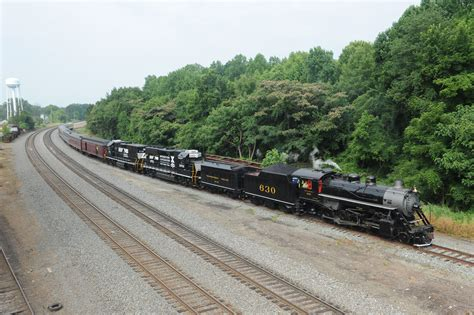 Notes and observations on Norfolk Southern's 2015 steam ...