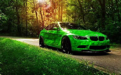Audi Green Hd Picture Wallpaper