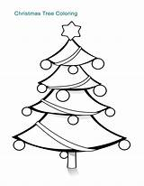 Christmas Coloring Tree Worksheets Sheet Ages Esl sketch template