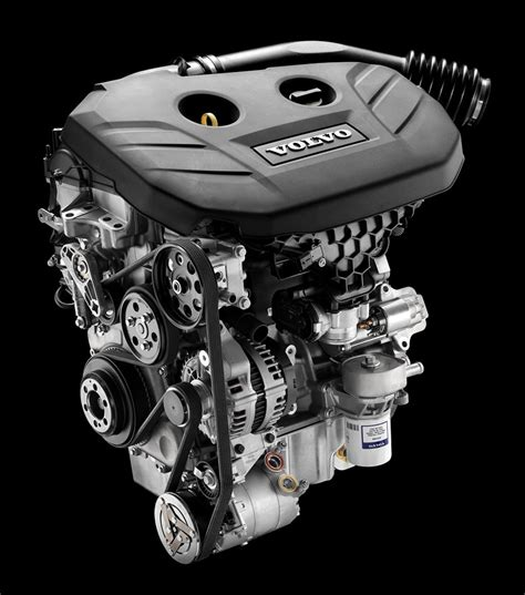 volvo launches  energy efficient  litre gtdi engine