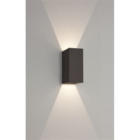 kitchen wall lights uk applique murale ext 233 rieure led oslo 160 astro lighting 6424