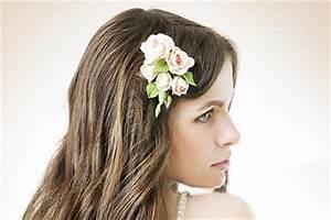 Fresh Flower Hair Pieces LoveToKnow
