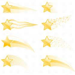 Blue Comet Clipart Blue star or comet with flame