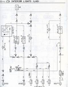 Toyota Carina 2 Wiring Diagrams
