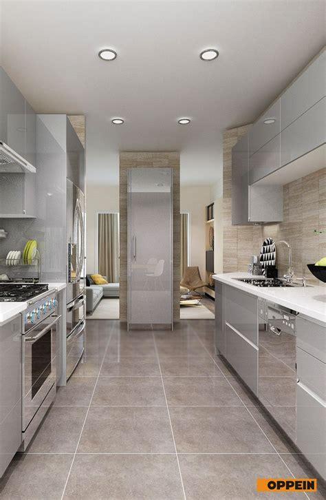high gloss gray kitchen cabinets modern light grey high gloss acrylic kitchen cabinet