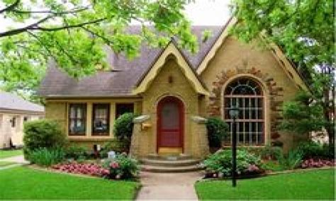 cottage style homes tudor style homes cottage style brick homes brick