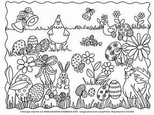 Coloriage De Paque : coloriage paque a imprimer liberate ~ Melissatoandfro.com Idées de Décoration