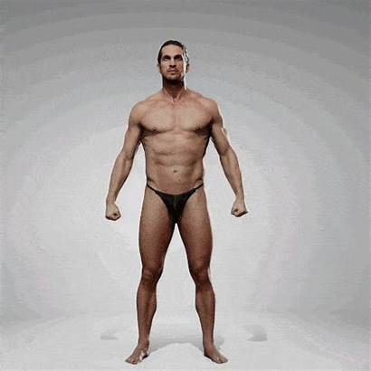Pose Anatomy Pack Reference Male 360 Models