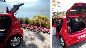Volkswagen Up Coffre : la nouvelle volkswagen up pointe le bout de son nez sur les terres italiennes blog auto cars ~ Farleysfitness.com Idées de Décoration