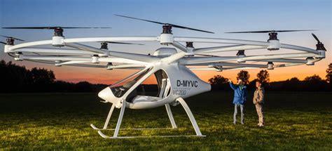 dubai drone taxis volocopter wetalkuavcom