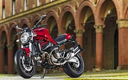 Ducati Monster 821 Wallpapers Bikes 4k Resolution
