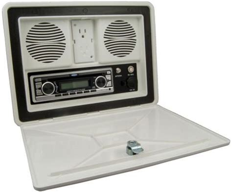oec2010 outdoor stereo system 12 volt dc 3 wire