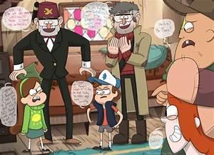 Mystery-Shack.com - A Gravity Falls Forum - Why Isn't ...
