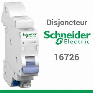 Disjoncteur Schneider 16a : disjoncteur pour radiateur le blog de ~ Melissatoandfro.com Idées de Décoration