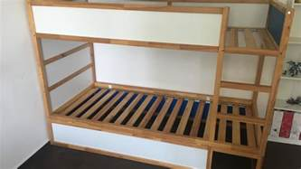 Bunk Bed With Desk And Futon Ikea by Ikea Hack Kura Bunk Bed