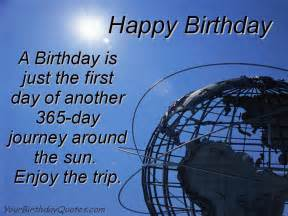 Great Birthday Wishes Quotes