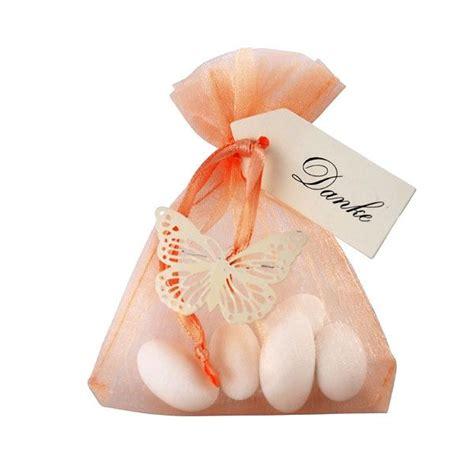 gastgeschenk daphne apricot creme bonboniere hochzeit