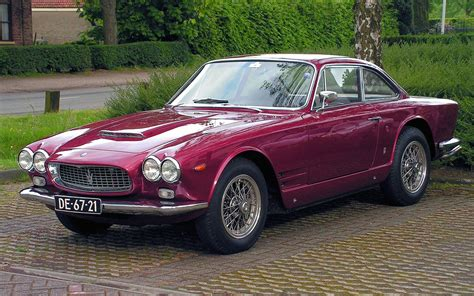 vintage maserati convertible old and classic maserati car pictures maserati history