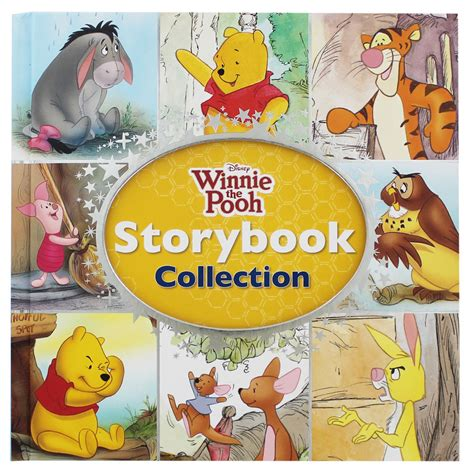 disney winnie the pooh storybook collection books