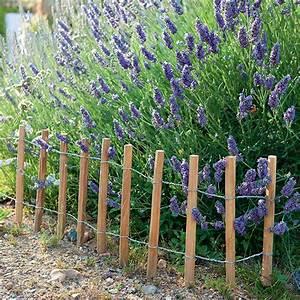 Cloture De Jardin : 10 diy pour fabriquer une cl ture de jardin marie claire ~ Premium-room.com Idées de Décoration