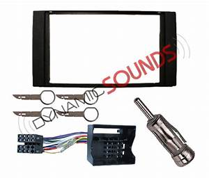 Double Din Car Stereo Fitting Kit For Ford Transit Connect