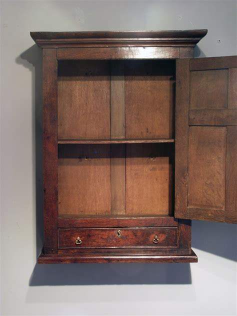 Hanging Cupboard by Antique Oak Wall Hanging Cupboard Oak Spice Cupboard Oak
