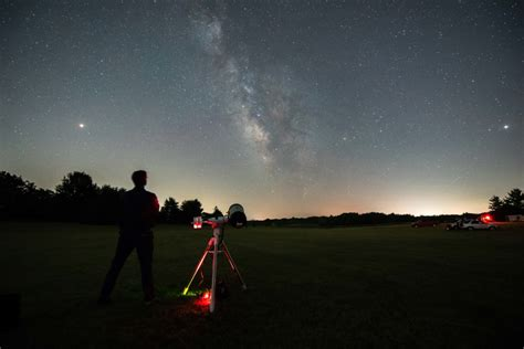 The Night Sky This Month August Cosmic Pursuits